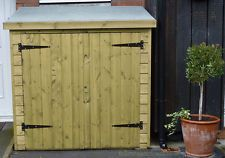 16mm Tanalised Timber Tool Tidy 4 x 2 Storage Shed Garden Mower Wooden