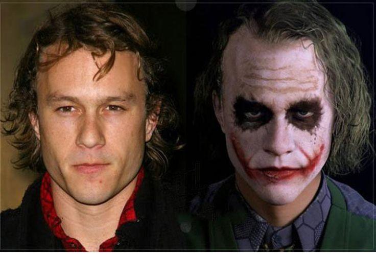 Heath Ledger: The Joker