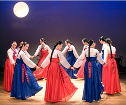 What is Chuseok? One of Korea's two greatest holidays.  It is The Harvest Moon Festival.  Lasts about a week and all families get together.  Similar to the US Holiday of Thanksgiving.