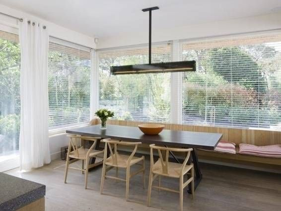 25 beste idee n over keuken zitbanken op pinterest erker zetels keukenraam zetels en banket - Meubels keukenraam ...
