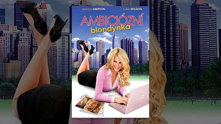 Ambiciózní blondýnka | český dabing