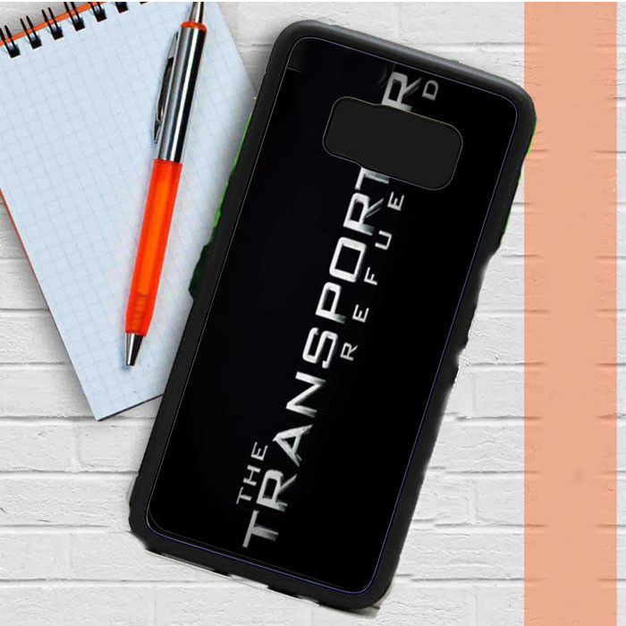 The Transporter Refueled Samsung Galaxy S8 Case Dewantary