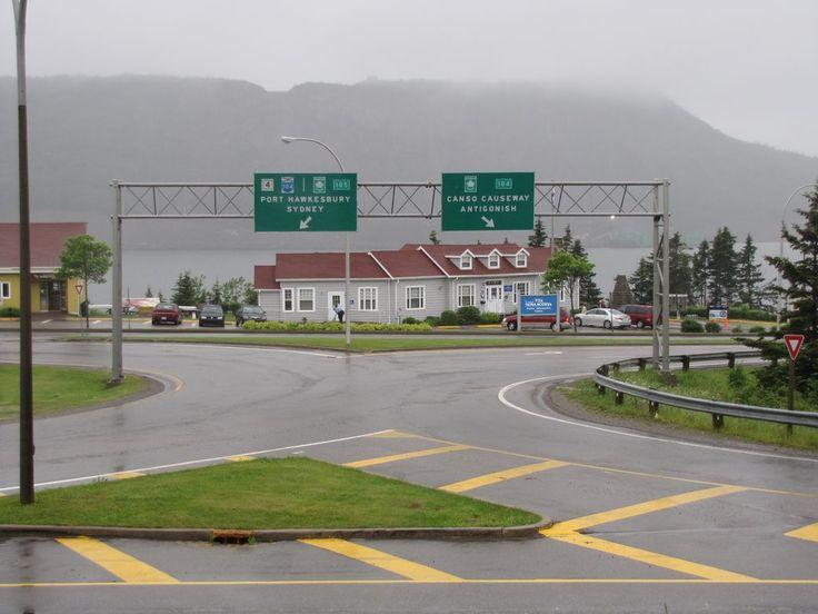Cape Breton crossroads