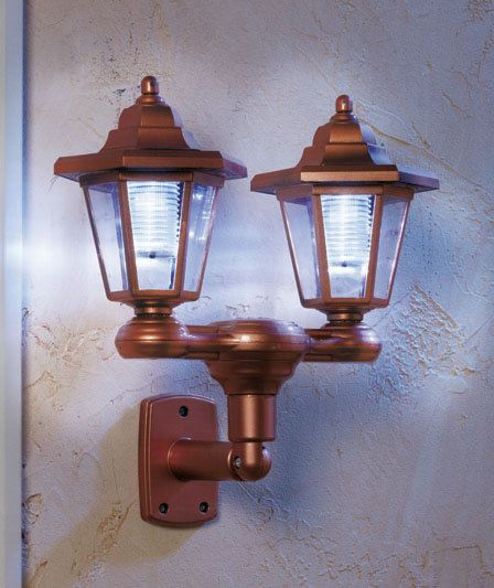 1000+ ideas about Solar Wall Lights on Pinterest Garden wall lights, Garden lighting ideas and ...