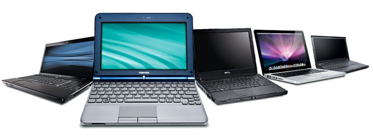 Laptops - also known as notebooks and portable computers - are portable versions of desktop PCs. Light and streamlined, they offer enormous freedom and flexibility and can be taken anywhere and used any time, running on battery power