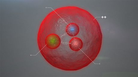'New frontier' in physics: Subatomic particle with double dose of 'charm' discovered https://tmbw.news/new-frontier-in-physics-subatomic-particle-with-double-dose-of-charm-discovered  Published time: 7 Jul, 2017 00:16A long sought subatomic particle has finally been found, according to physicists at the Large Hadron Collider. Scientists hope the discovery will help to further explain a key force that binds matter together.High-speed collisions in the Large Hadron Collider – the world's…
