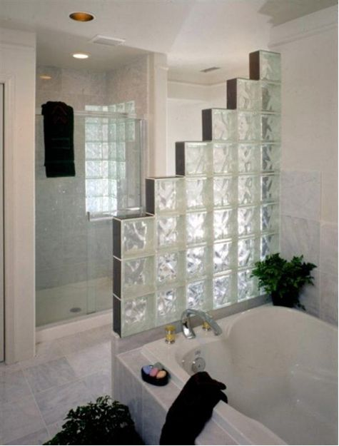 17 best ideas about glass blocks wall on pinterest glass block shower glass walls and small. Black Bedroom Furniture Sets. Home Design Ideas