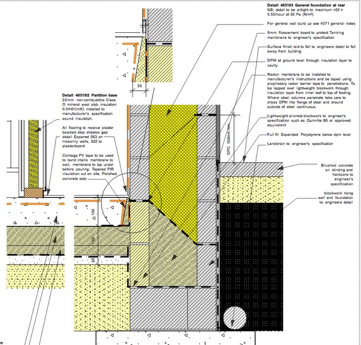 Passive House Pharmacy Construction Update Cavity Wall Details