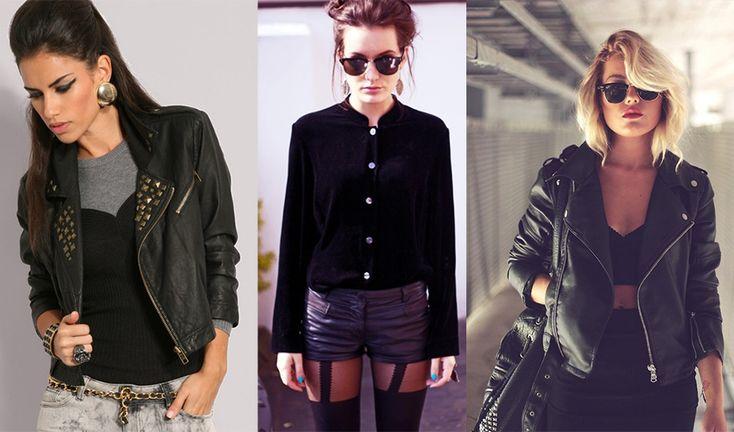Самовыражение - вот для чего нужен стиль рок в женской одежде