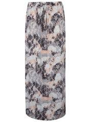 Moda Snake Print Maxi Skirt £14