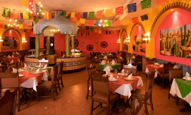 Restaurante mexicano ideas para negocios pinterest for Decoracion para restaurantes