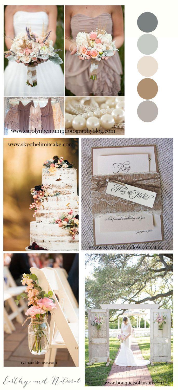 Rustic Wedding, Lace Wedding, Elegant Wedding, Natural Outdoor Wedding by LoveofCreating on Etsy