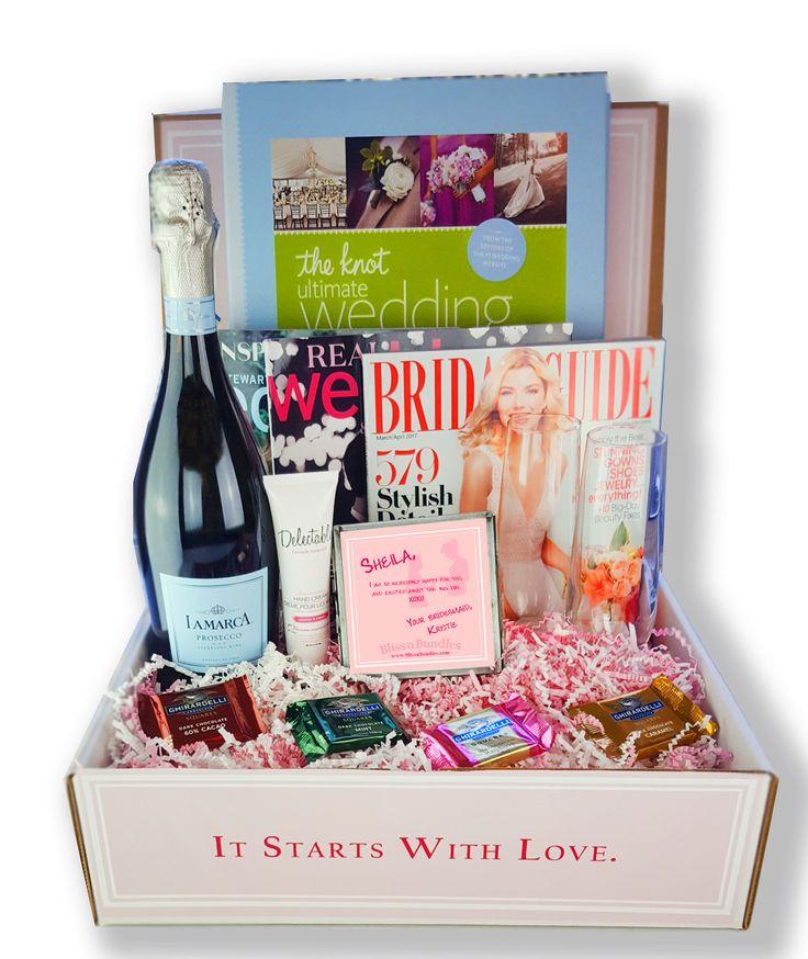 12 best Engagement Gift Basket images on Pinterest | Engagement ...