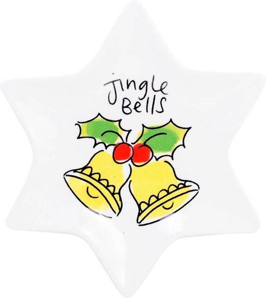 Kerstschaaltje jingle bells