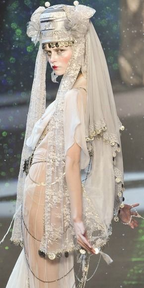 John Galliano for The House of Dior, Autumn/Winter, 2009, Ready-to-Wear                                                                                                                                                                                 More