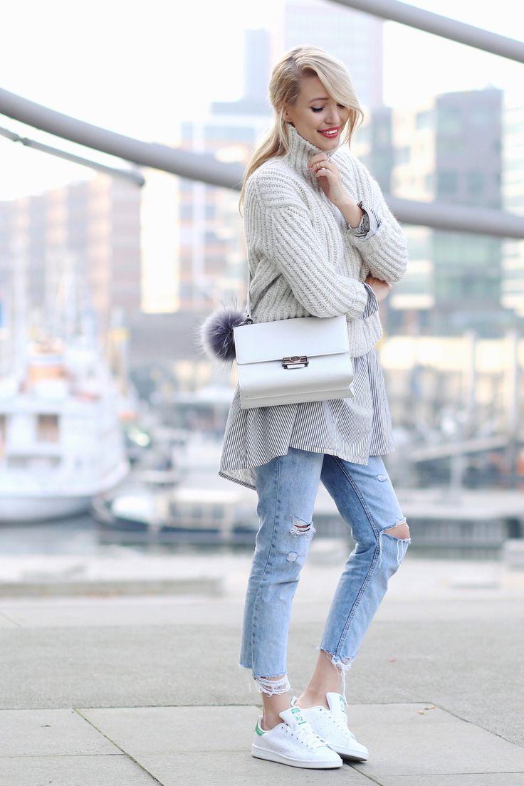 Perfektes Outfit für einen Citytrip