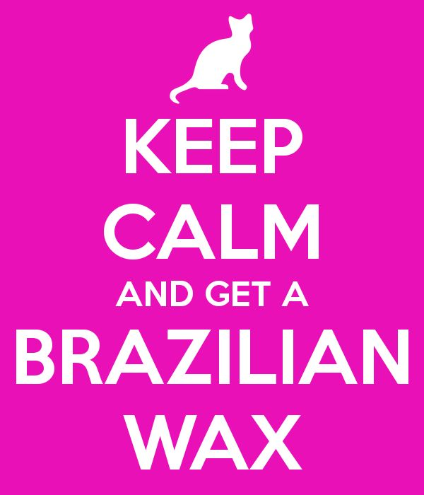 Ok ladies, let's talk about getting your 'snatch,' snatched...  How many of you have taken the plunge and went commando for a full Brazilian wax?  For context, Brazilian wax is the removal of lower...