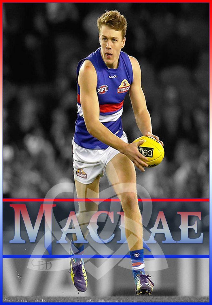 Jackson Macrae - Western Bulldogs Premiership player 2016