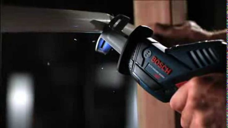 Bosch Power Tools - The Art of Power Video (PHANTOM CAMERA)