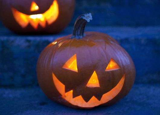 Pynt til Halloween
