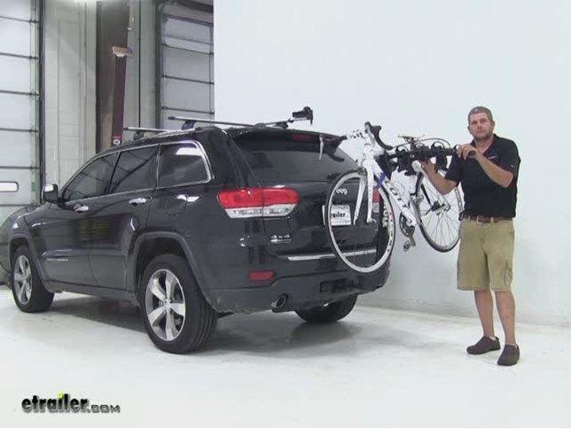 Great 2014 Jeep Grand Cherokee Bike Rack