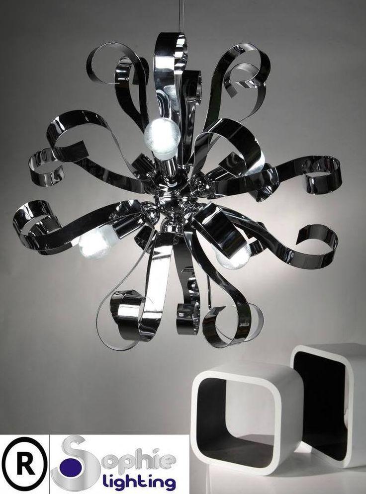 ... moderni di illuminazione, Illuminazione moderna e Lampadario sputnik