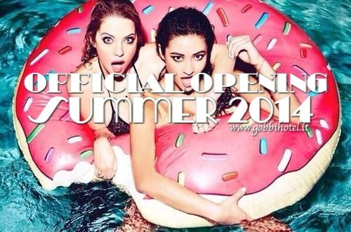 Official Opening Summer 2014