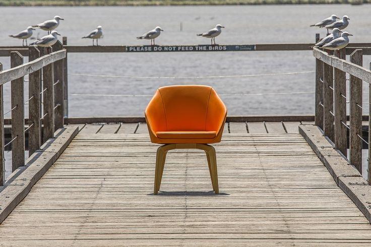 BONNIE chair by Burgtec