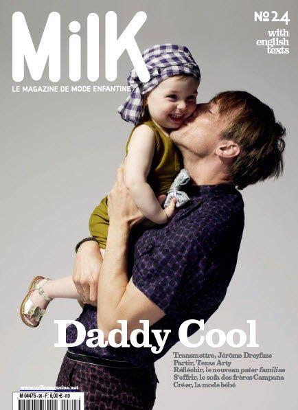 30 best cool kids magazines images on pinterest kids magazines magazine covers and graphics - Milk magazine decoration ...