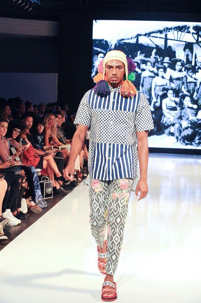 Jajaka by Indonesian designer Ivan Gunawan