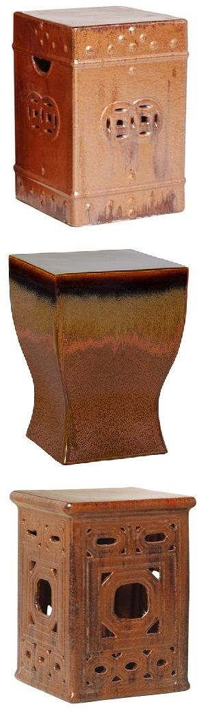 Brown Garden Stool | Brown Ceramic Stools | Brown Porcelain Stool | Brown Ceramic Stool | Brown Porcelain Stools | Brown Pottery Stool | Brown Pottery Stools | Brown Garden Stools | Garden Stool | Garden Stools | Garden Stools | Ceramic Stool | Chinese Garden Stools | Ceramic Stools | Chinese Garden Stool | InStyle Decor Hollywood Over 1,000 Designs View @ www.instyle-decor.com/brown-garden-stools.html Worldwide Shipping Clients Inc: Four Seasons Hotels, Hyatt Hotels, Hilton Hotels & Many…