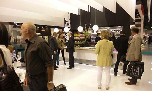 JORDAO presence in Host`13, Milan - IT http://www.jordao.com