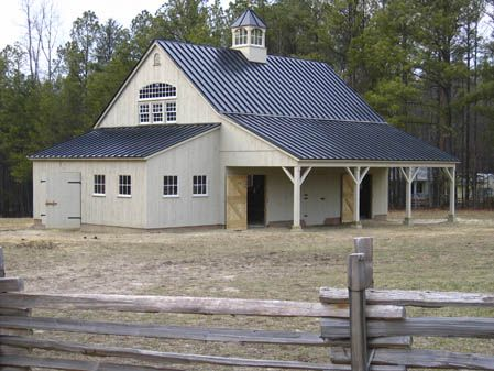 How I Want My Barn Shed Shop Structure Metal Roof Copula