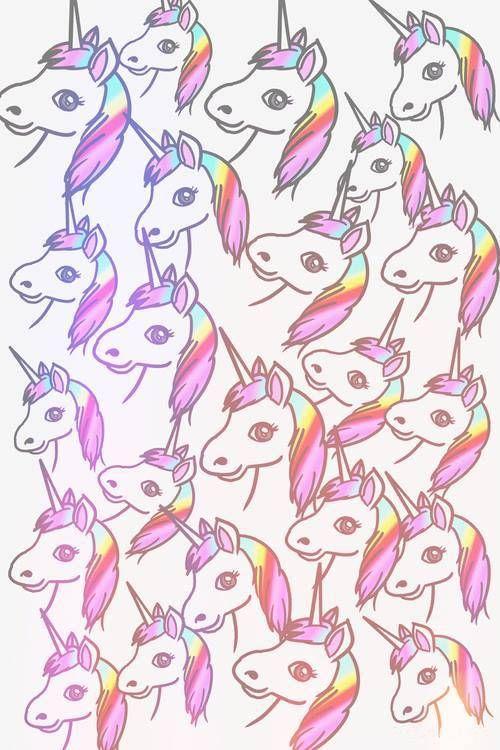 Fondo de pantalla de unicornios