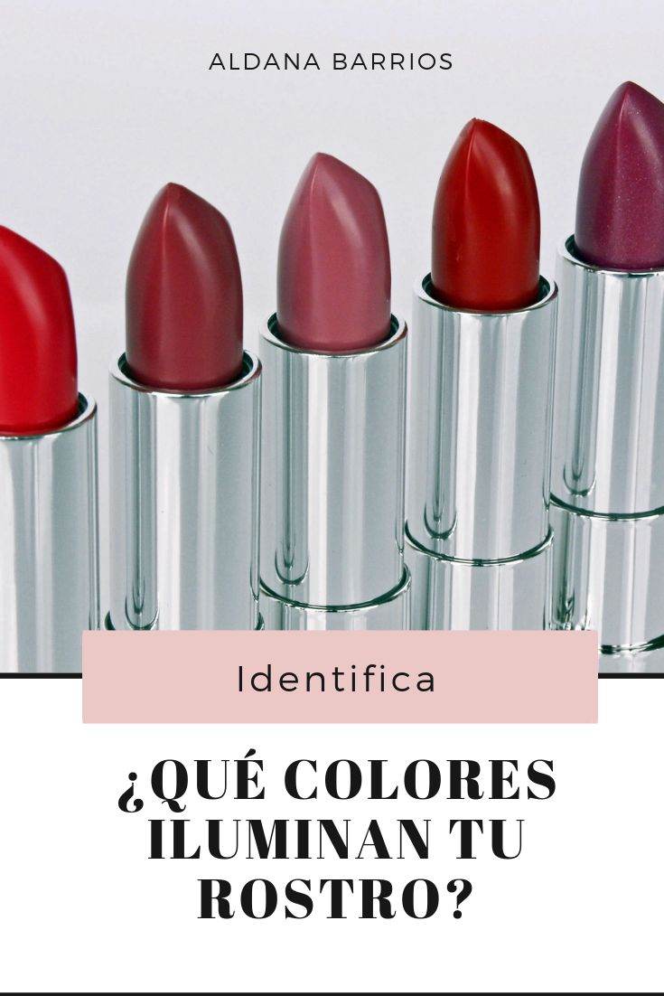 Haz la prueba y descubre los colores que potencian tu imagen Make Up, Lipstick, Womens Fashion, Apps, Fashion Tips, Clothes, Beauty, Outfit, Styling Tips