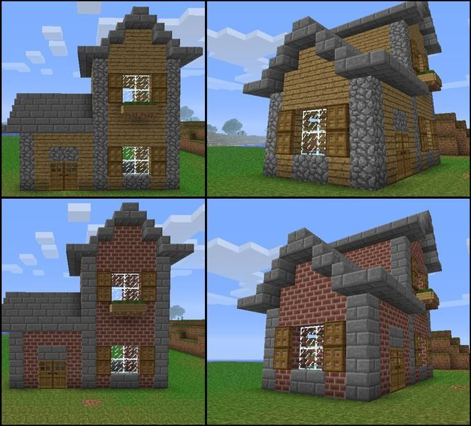 House Ideas Guide For Minecraft: 17 Best Images About Minecraft Ideas On Pinterest