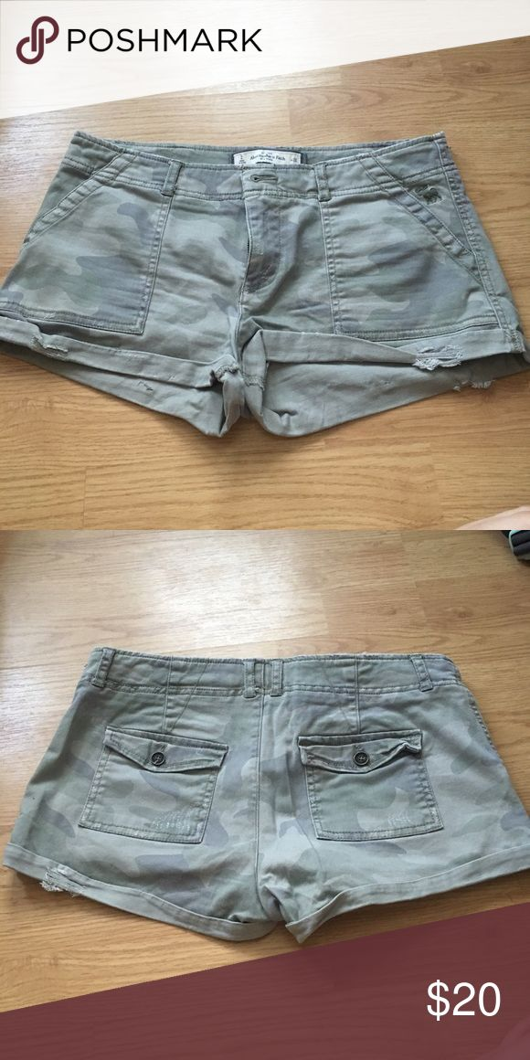 Abercrombie and fitch shorts Abercrombie and fitch shorts Abercrombie & Fitch Shorts