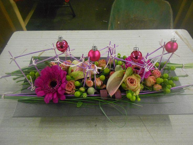 Art Floral IPEPSHO Tournai: décembre 2013