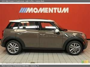 Love the Mini-Cooper.  I am gonna get one in this color!!!: Color
