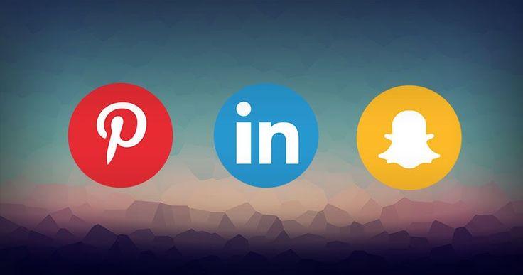 Pontosan mire is jó a Pinterest, Linkedin vagy Snapchat, és miért lehet az ön cégének, vállalkozásának is hasznos ezeknek a felületeknek a használata ?