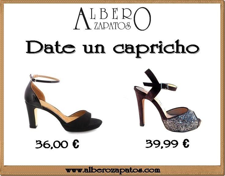 ¡Comienza la semana dándote un capricho con Albero Zapatos y sus increíbles zapatos!