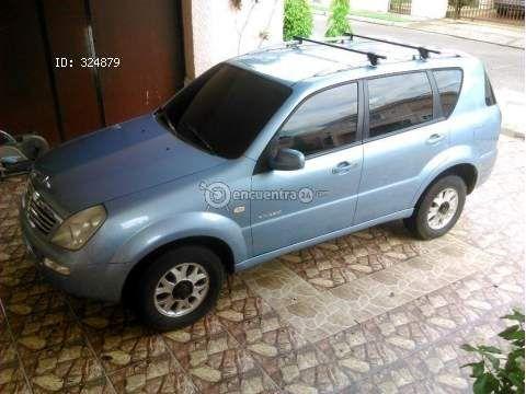 Mercedes Benz REXTON 2005 Panamá | Camioneta rexton de lujo 2005, 4x4 AUTOMATICA