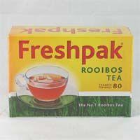 Freshpak Rooibos Tea Bags (Pack of 80) 200g (BEST BY 2017)