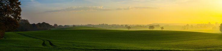 Sunrise Panorama by Jens Krüßmann on 500px