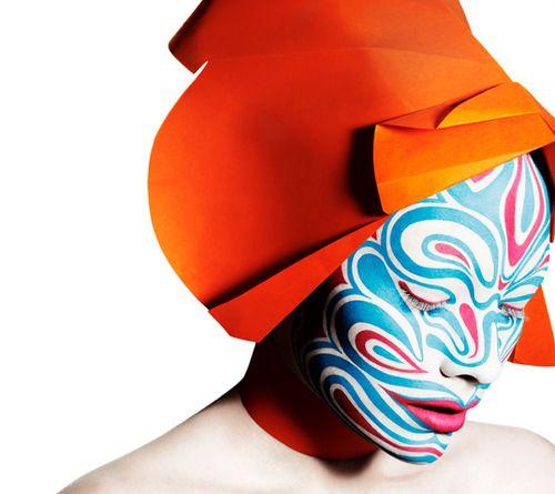 O estilo artísticos e vanguardista da maquiadora Alex Box - Portal da Maquiagem