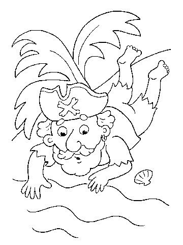 9 best Pirate pictures images on Pinterest Coloring pages - fresh dayton dragons coloring pages