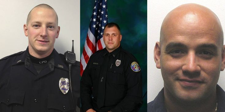 The Cleveland Police Department fired three officers who were being investigated in connection with a sexual assault complaint and an insurance fraud case.
