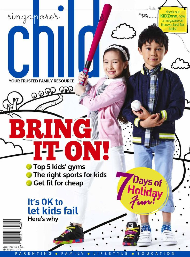 #ClippedOnIssuu from Singapore's Child March 2014 issue 148 [Preview]