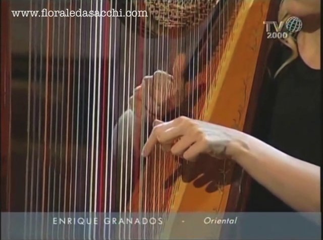 Oriental is a piece I really love and I recorded also in the CD Harp Dances (DECCA, N. catlogue 476 3856)    www.floraledasacchi.com