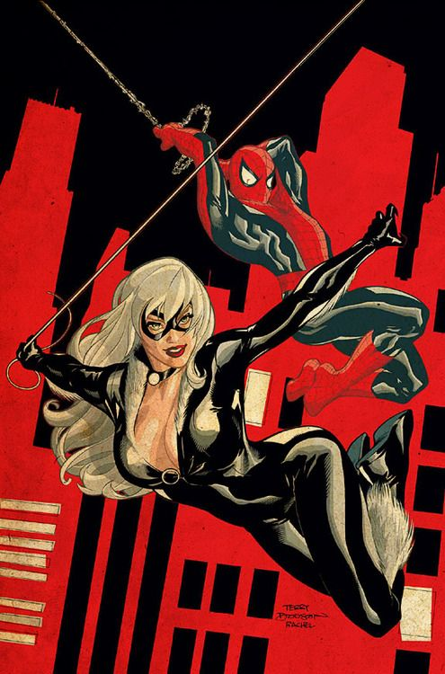 Spider-Man and Black Cat ~ The evil that men do one of my fav comics